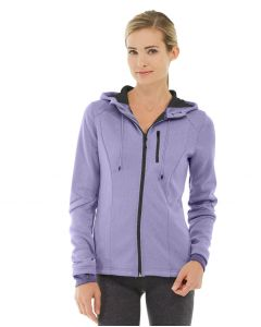 Phoebe Zipper Sweatshirt-XS-Purple